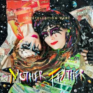 Mother Feather - Constellation Baby